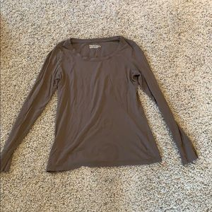 Mossimo casual tee brown
